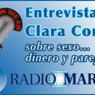 Gabriela Lasanta entrevista a Clara Coria en Radio María