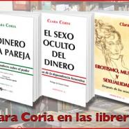 Clara Coria en las librerías de España