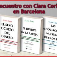 Encuentro con Clara Coria en Barcelona