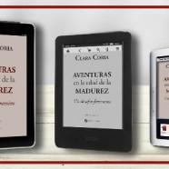 El e-book de «Aventuras en la edad de la madurez» ¡Ya disponible en Argentina!