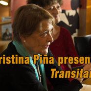 Cristina Piña: Presentación de «Transitando – Relatos breves»